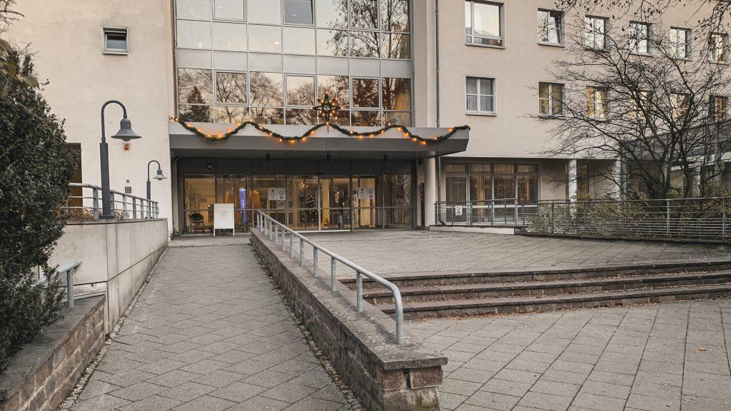 Reha-Klinik Bad Schmiedeberg.