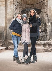Von Endometriose betroffene Patientinnen in der Reha-Klinik Bad Schmiedeberg